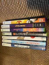 XBOX 360 Video Game Lot 7 Games. Gently Used. Includes Case and Manual for most.
