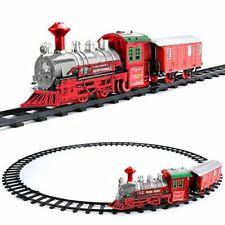 Trenino Natalizio Per Sottoalbero Treno Elettrico Per Base Albero Di Natale dfh