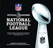 NFL Treasures by Carlton Books Ltd (Hardback, 2009)