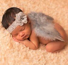 Baby Fotoshooting Kostüm 2-tlg. Flügel  Kleiner Engel 0-6 Monate