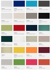 NEW Capitano Plain Marine Vinyl by the YARD, 24 Different Colors