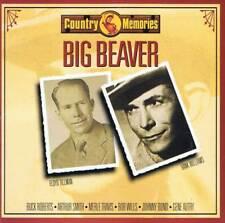 Big Beaver. Country Memories. CD. Weton-Wesgram