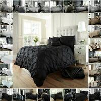 Signature Range Designs Duvet Quilt Cover Pillow Case Double King Bedding Set