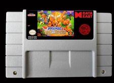 Joe And Mac 2 Lost in The Tropics Super Nintendo SNES  NTSC Cartridge US Version