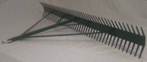 """LAKE / POND WEED RAKE 48"""" DOUBLE SIDED DROP AND DRAG"""