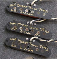 For Stratocaster '59 Vintage Pickups Set Hand Wound by Migas Touch Strat #2