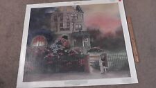 Robert Brasher 1996 African Genuine Lithograph Canvas Print Artistic Impressions