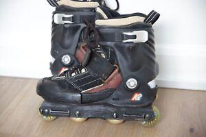 K2 Style Point Bob Aggressive inline skates - rollerblades skatingOxygen