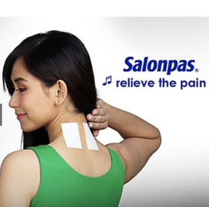 3 BOITES SALONPAS 20 Patchs Antidouleur externe Arthrite Douleurs...