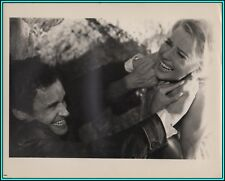 "LOLA ALBRIGHT & ANDRE OUMANSKY in ""Joy House"" - Original Vintage Photo - 1964"