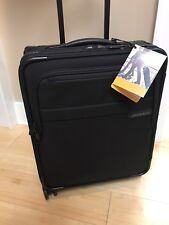 New Briggs & Riley Baseline International Carry-on Spinner Black U121CXSPW $549