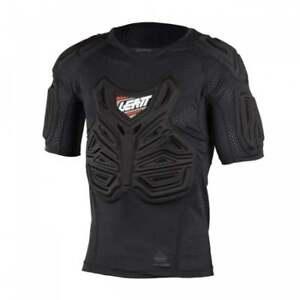 Leatt Adults Roost Base Layer Motocross MX Enduro Bike Body Armour Tee Layer