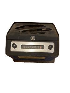 vintage john deere tractor radio IJDI245