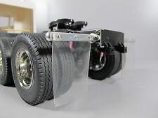 Rear Mud Flap Kit for Tamiya 1/14 RC King Grand Hauler Aeromax Scania Semi Truck