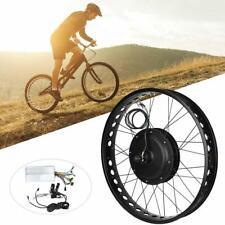 """48V 1000W Bicicleta Eléctrica Motor Kit de Conversión Ciclismo 26"""" Rueda IP54"""