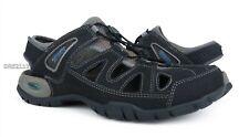 Teva Abbett Black Sport Sandals Shoes Mens Size 10 *NIB*