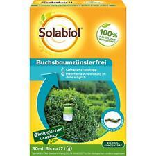 Bayer SMB Solabiol Buchsbaumzünslerfrei 50ml Buchsbaumzünsler