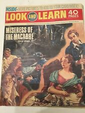 Vintage Look & Learn Issue 406 October 1969