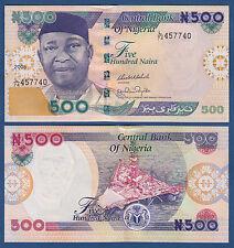 Nigeria 500 naira 2005 UNC p. 30 D