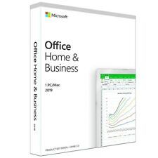Microsoft Office 2019 Home and Business, Office 2019 Versionen, Mac, Windows