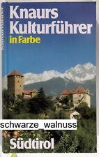 Knaurs Kulturführer in Farbe Knaur Südtirol
