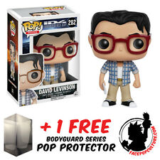 Funko Pop Independence Day David Levinson Vinyl Figure With Free Pop Protector
