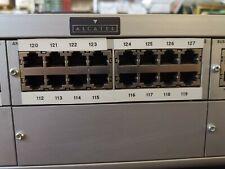 Scheda Alcatel 16 interni BCA OMNIPCX
