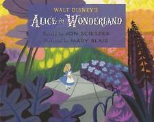 NEW - Walt Disney's Alice in Wonderland (Walt Disney's Classic Fairytale)