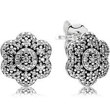 PANDORA Ohrstecker Ohrringe Earrings 290732 CZ Silber