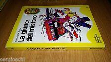 GIALLO DEI RAGAZZI #   5-FRANKLIN W. DIXON-LA GIUNCA DEL MISTERO-1975-MONDADORI