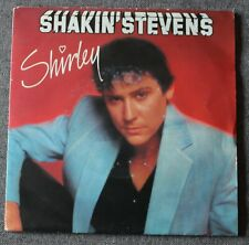 Shakin Stevens, Shirley / i'm for you, SP - 45 tours