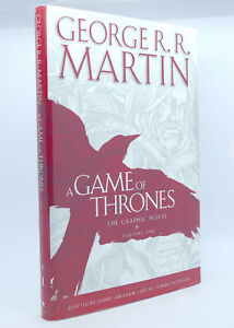 George R. R. Martin A GAME OF THRONES The Graphic Novel: Volume One 1st Edition
