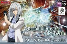 Cardfight Vanguard G Messiah Dragon of Rebirth Trial Deck VGE-G-TD15 Link Joker