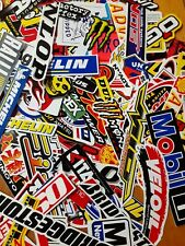 Lot Set Of 20 Automotive Racing Stickers Decals Auto Car Truck
