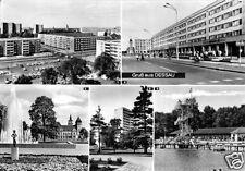 AK, Dessau, fünf Abb., 1979
