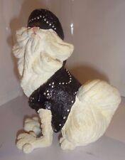 A BREED APART PERSIAN BIKER CAT JUNIOR FIGURINE  Country Artists 05098 NEW