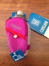 NEW CamelBak Podium Arc Quick Grip Handheld Water Bottle - Purple & Red