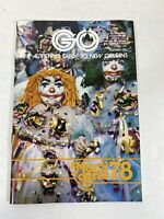 Vintage Booklet New Orleans Mardi Gras 1978 Authentic Guide AA5