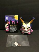 "Kidrobot CITY CRYPTID Dunny Series JERSEY DEVIL 3"" Figure Chris Lee"