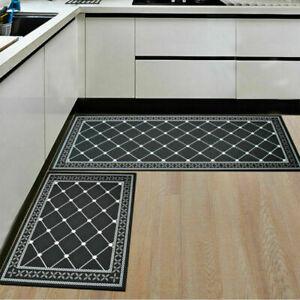 Comfort Floor Mats Bedroom Rugs Home Kitchen Indoor Entrance Non-Slip Door Mats