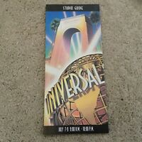 Vintage Universal Studios Florida Brochure 1997 Mint Condition