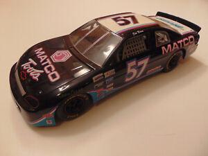 RACING CHAMPIONS 1996 JIM BOWN #57 MATCO TOOLS PRONTO MONTE CARLO NASCAR 1:18