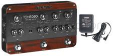 Fishman ToneDEQ Guitar/Bass Preamp/EQ/DI w/XLR Out, Free 910-R AC Power Adapter!
