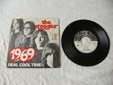 THE STOOGES (IGGY POP) 1969 c/w REAL COOL TIME ORIGINAL FRENCH PICTURE SLEEVE 7""