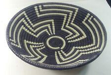 "African Round Wall Basket 12"""