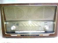 graetz sinfonia 522 raumklang spitzensuper radio alt röhrenradio valvula old