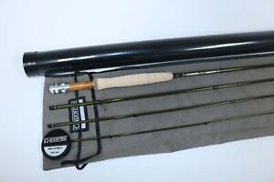 "G. Loomis NRX+ LP 486-4  #4  8'6"" 4 Piece - Used Fly Rod - Excellent Condition"