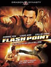 FLASH POINT Movie POSTER 27x40