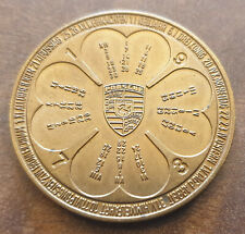 Medaille Medaille Porsche 1973