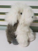 DULUX PAINT DOG PROMOTIONAL PLUSH TOY! ABOUT 26CM TALL SOFT TOY! SHEEPDOG TOY!